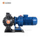 GODO DBY3S-25AG cast steel pump water pump made in china electric diaphragm pump