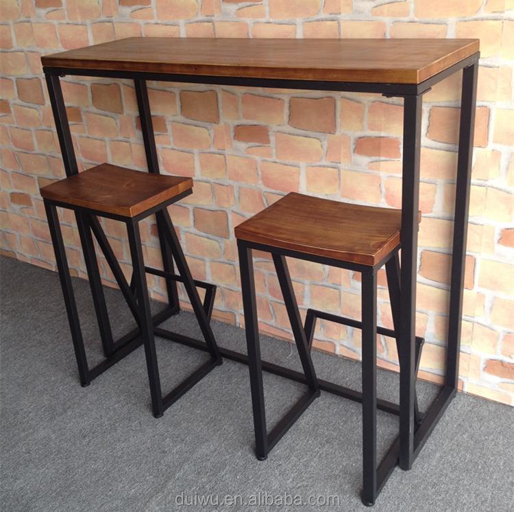Shunde usine personnalisée bar mobilier industriel en métal chaise <span class=keywords><strong>roi</strong></span> bar tabourets