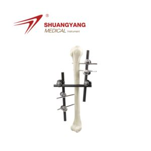Humerus, Tibia, Ankle Orthopedic Small Fragement Modular External Fixator Instrument Set