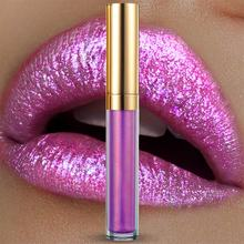 6 Colors Private Label Lip gloss Make Your Own glitter lipgloss