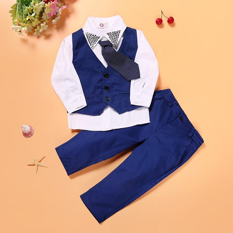 Cloth Imported Kid Baby Wholesale Children's Boutique Boy Suit Garment Outfit Spring Child Clothing Set