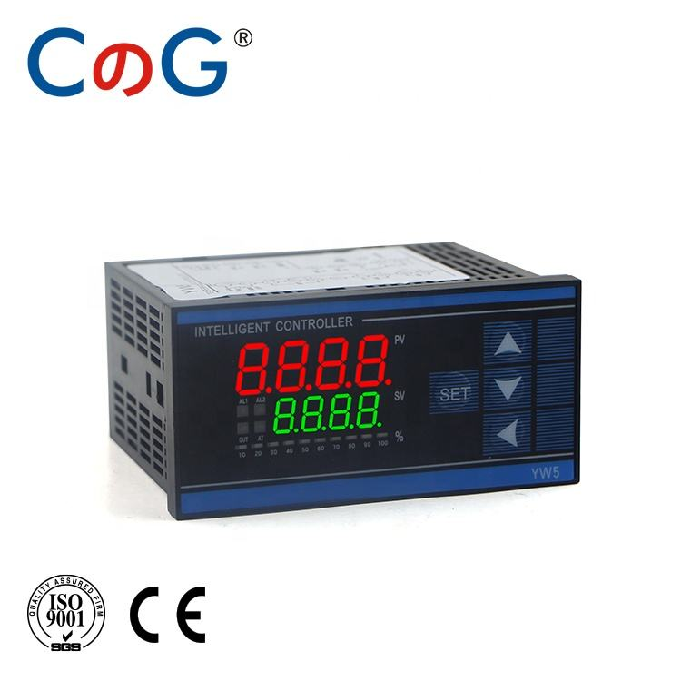 CG YW5 High Precision 64 Segment Programmable Time Program Intelligent PID Digital Temperature Controller For Industrial