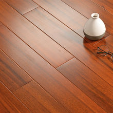 durable tropical African Teak hardwood flooring