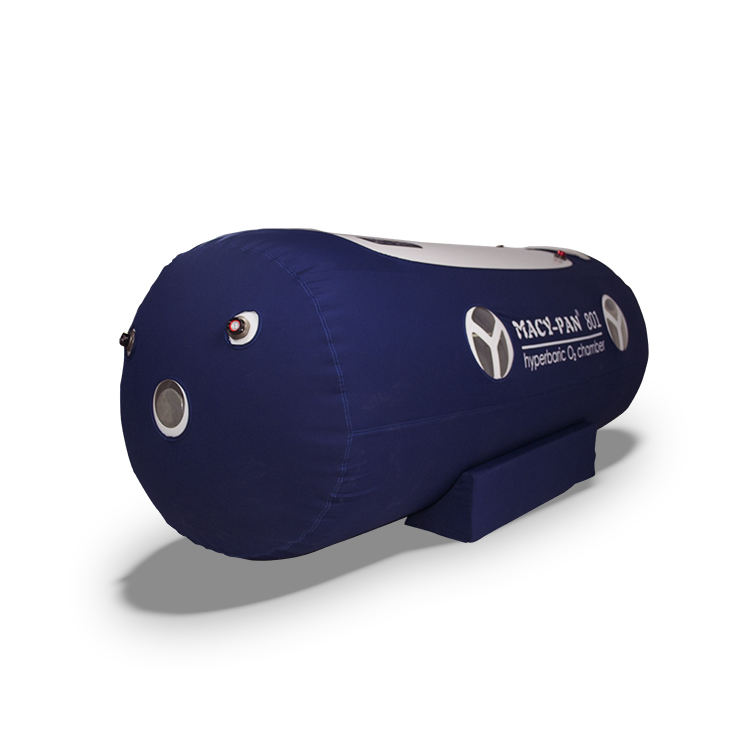 Portable Hyperbaric oxygen chamber treatment for skin care