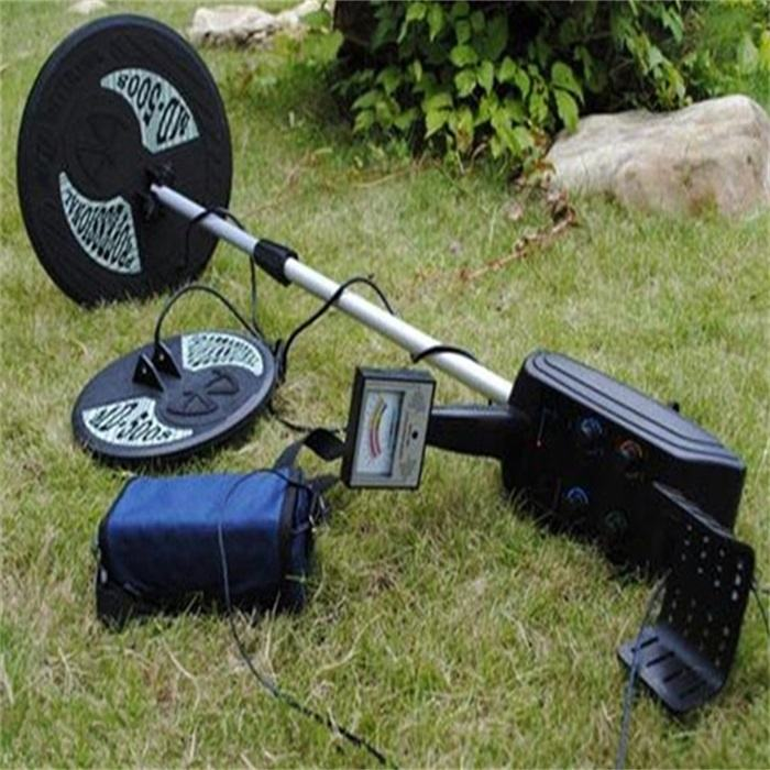 High sensitivity handheld underground industrial metal detector MD5008