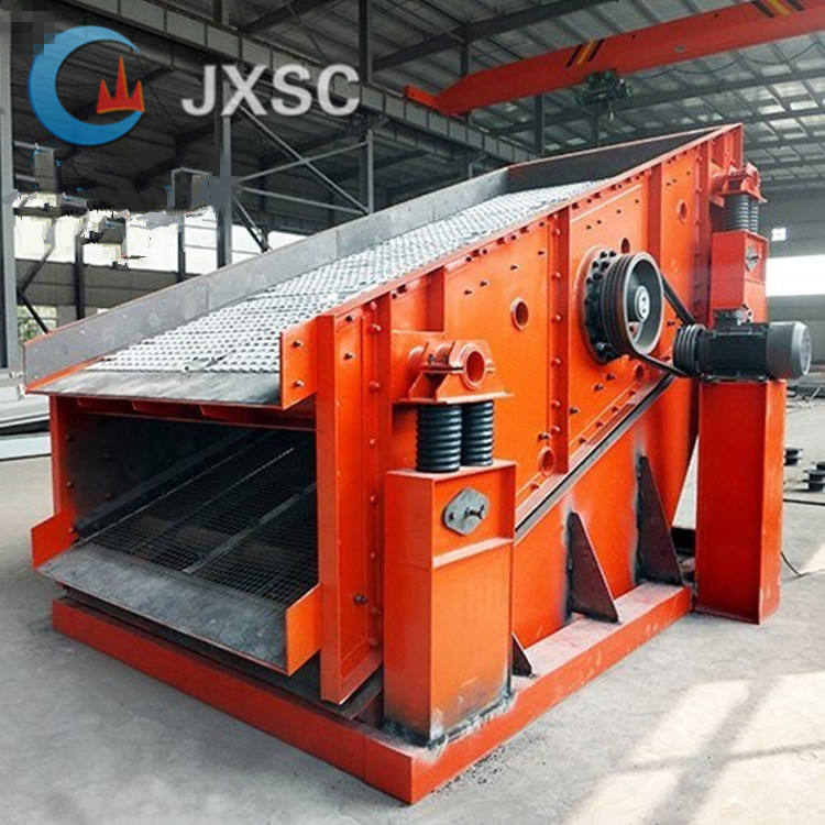 Mineral Gold Panning Equipment Malla Vibratoria Sand Vibration Separator Sieve Machine Linear Vibrating Screen