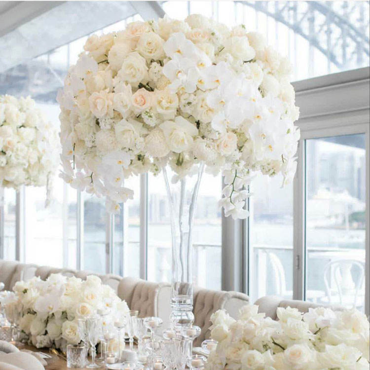 IFG70cm bigger flower for wedding centerpieces wedding centerpieces flowers artificia