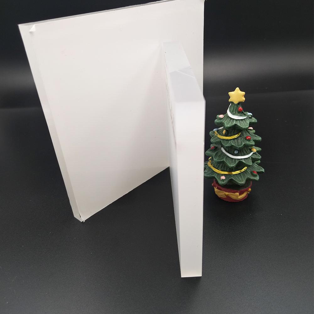 Feste Oberfläche Großhandelspreis Regenbogen koreanische Acrylplatte Holz Design Fu Sheng mit Extrusionsmaschine