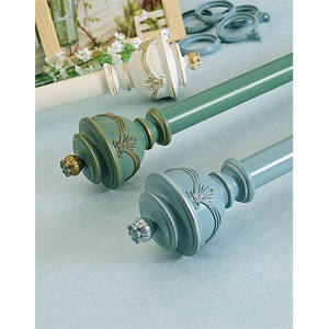 Factory vendor high quality aluminum curtain poles