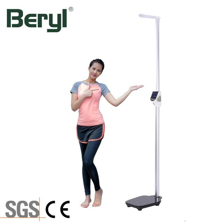(High) 저 (Quality Digital 몸 Bmi Height 및 Weight Scale Digital Weight 0.1g 의 전기 Weight Scale
