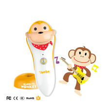 Kids Learning English and Chinese Bilingual talking pen with audio books