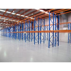 China Industrial selective rack selective rack heavy duty storage racking systems