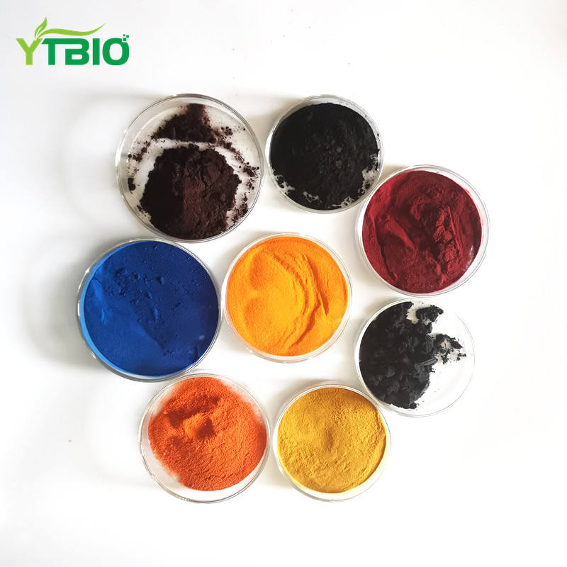 Synthetic food colors Red orange powder pigment