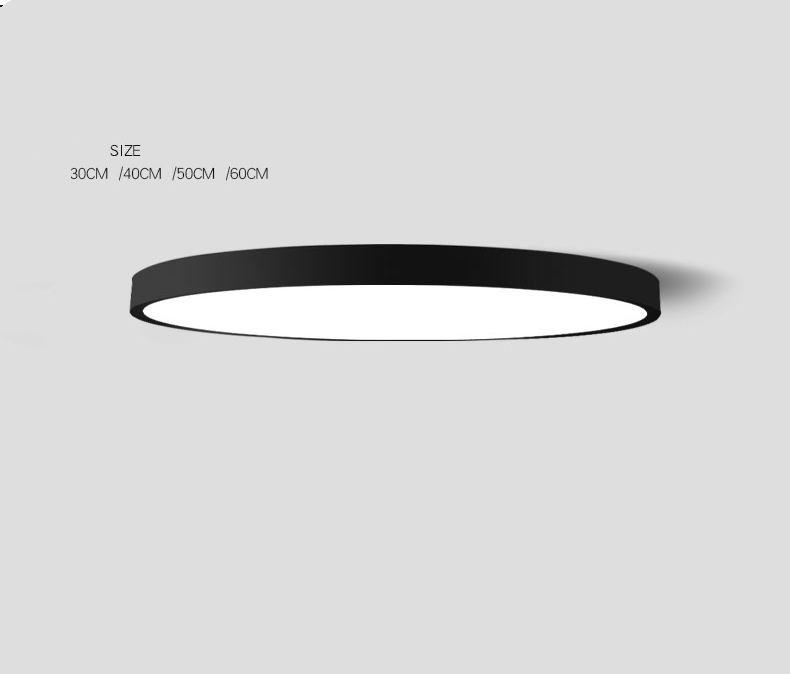 home decoration modern surface mounted bedroom living room led ceiling lights