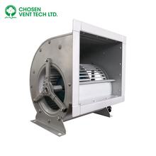 250mm Forward Curved Double Inlet Small Centrifugal Fan for Ventilation