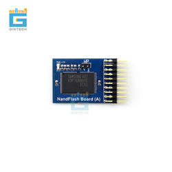 K9F1G08U0E NandFlash Module Memory Storage Module with 1G Bit (128M x 8 Bit) Memory on Board