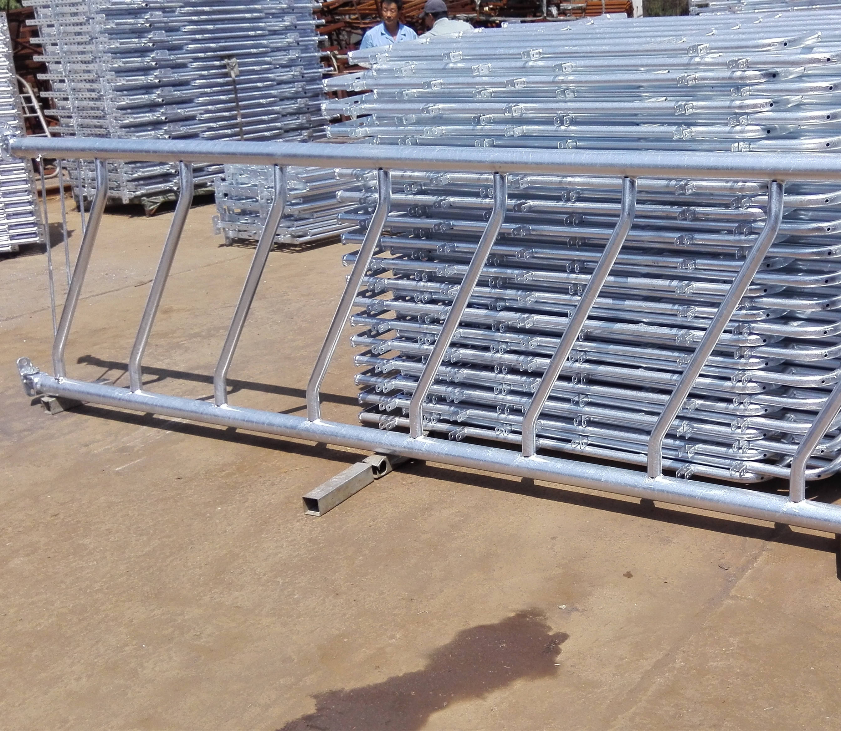 cattle panels for sale cheap cow headlock diagonal feeder barriers cattle livestock