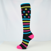 high quality compression sports running sock instock custom logo socks