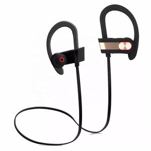 Top hohe qualität wireless Komfortable Fit Sweat-proof Wasserdichte Sport Wireless Bluetooths Headsets Ohrhörer