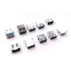 Customized 9 Pin DIP USB A Port Female Socket 3.0 USB Connector