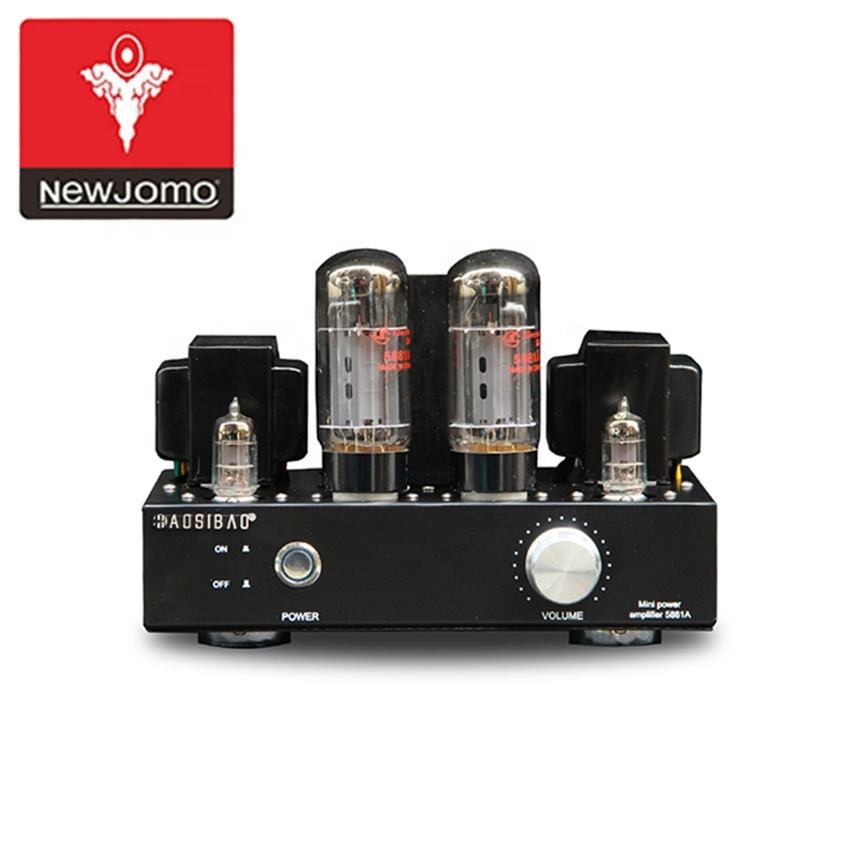 2019 Vaccum Tube Amplifier Audio Power Amplifier Tabung dengan USB/SD/EQ/Bt/FM