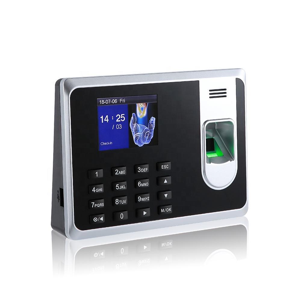 Cheapest price TCP/IP networks Fingerprint access control time attendance for school attendance management system
