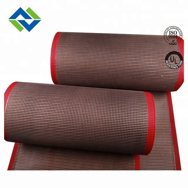 Ptfe OPEN MESH BELT AND FABRIC