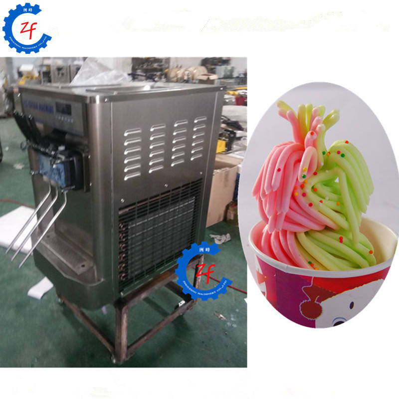Most popular hollow tube pop corn puffed ice cream filling machine