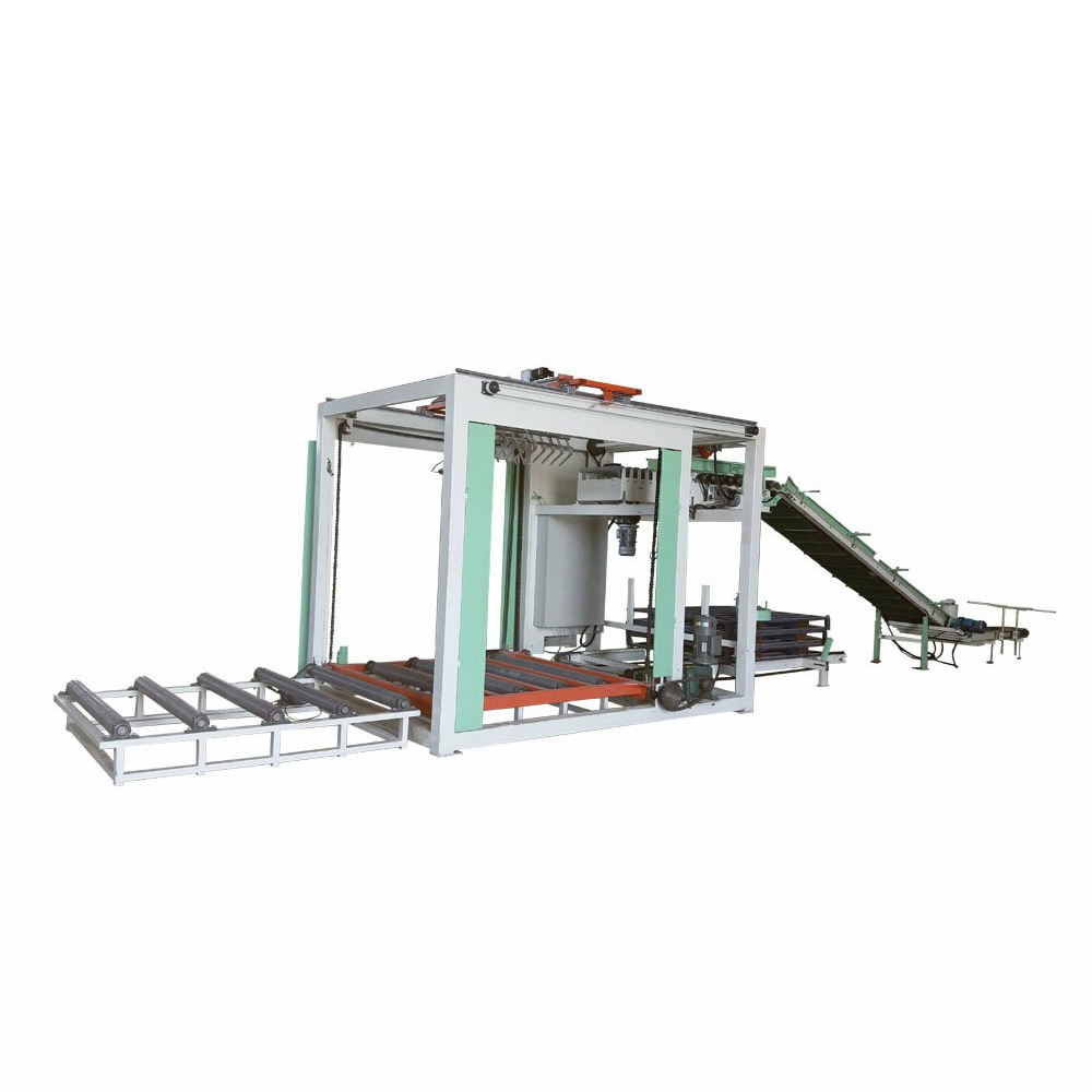Packaging Line Type Automatic Mechanical Palletizer
