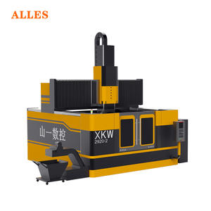 AL5VMC500 Discount mini type vertical petit cnc fraiseuse 5 axes center