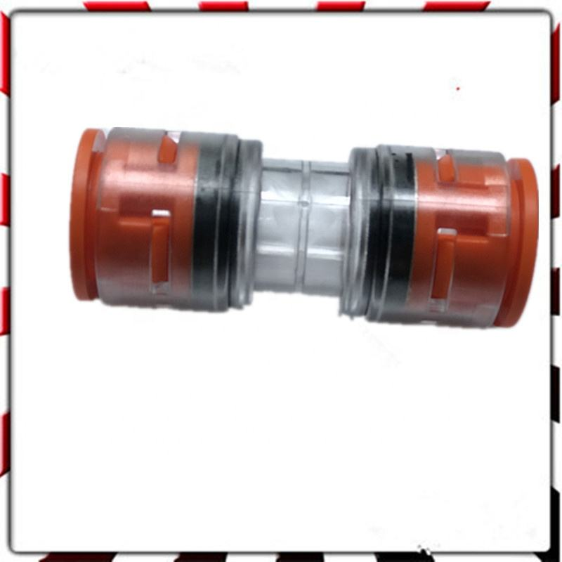 HDPE micro-duct coupling,micofit 12/10mm
