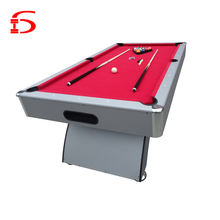 New Product Home Game 8Ft waterproof pool table