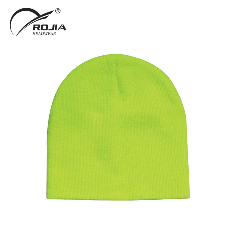 Wholesale 3D Embroidery Winter hat Beanie