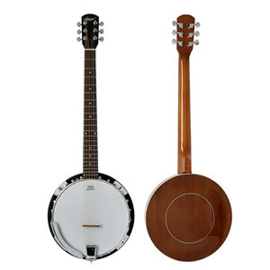 Chinese banjo musical instruments,banjo 6 strings for sale