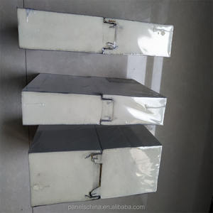freezer chamber pu puf pur insulated cold room sandwich panels/boards