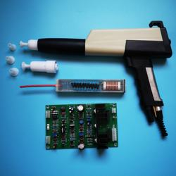 Wx-101 Manual Powder Coating Paint Gun with PCB and Cascades