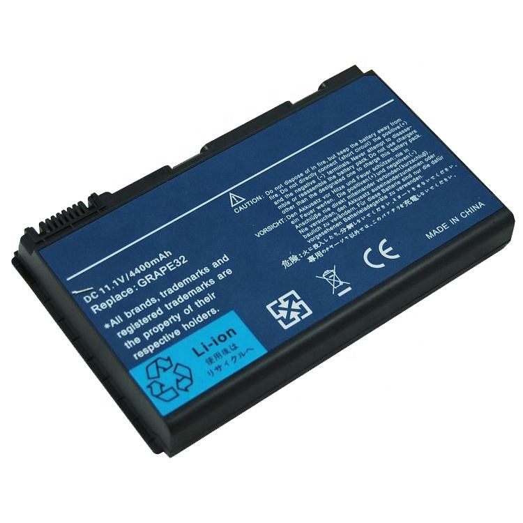 Rechargeable Li-ion Laptop Battery for Acer Extensa 5210 5220 5230 5610 5620 and TravelMate 5310 5520 5720 Series