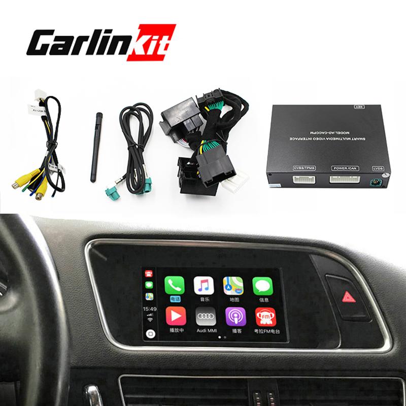 Carlinkit inalámbrico coche carplay multimedia android video interfaz carplay caja para <span class=keywords><strong>Audi</strong></span> <span class=keywords><strong>MMI</strong></span>