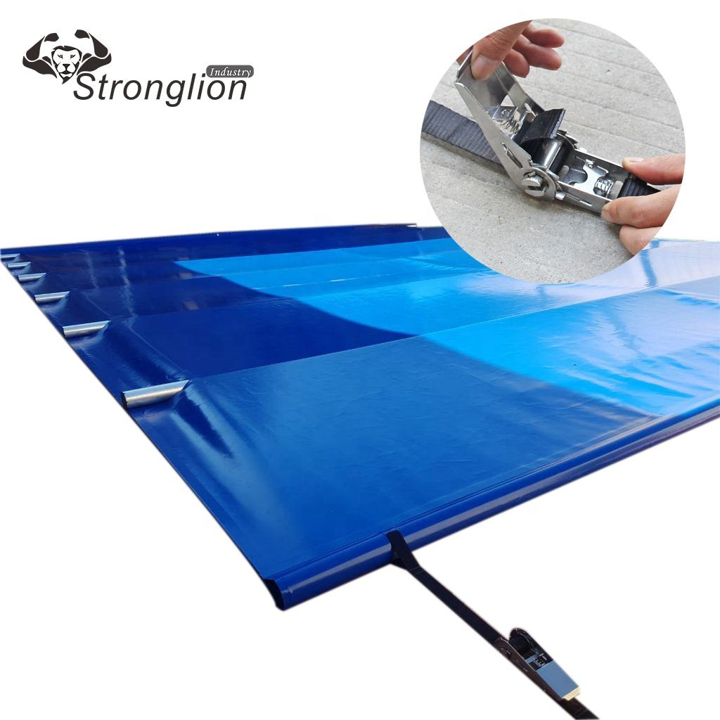 High Quality PVC Waterproof Swimming Pool Cover