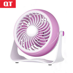 Personal Portable Small Fans USB Fan with Cord Cordless Desk Fan for Office Traveling Camping