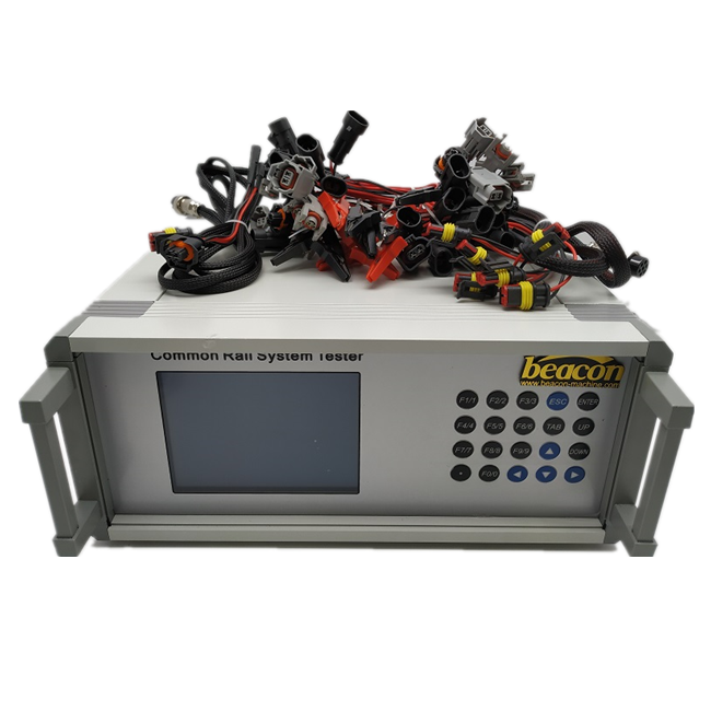 Jinan beacon machine Cr2000 crs3 common rail injector and pump tester