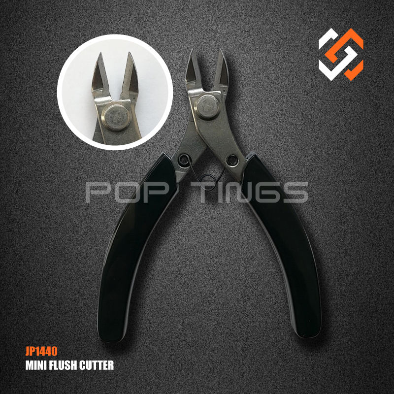 Stainless Steel Wire Cutting 펜 치 JP1440 Mini 돌출 형 절단기