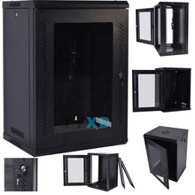 Wall mount switch router network telecom cabinet data cabinet ddf network cabinet server rack