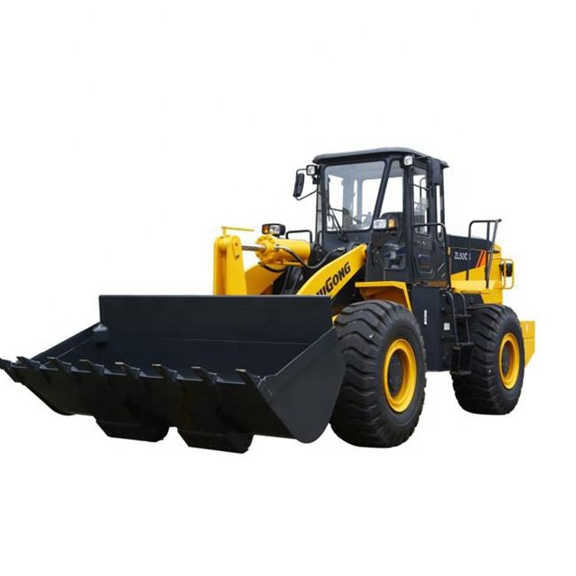 Hot sale LIUGONG 856H 5ton mining wheel loader for Afirica