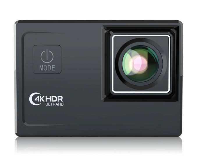 4K 60FPS action camera + 24MP + EIS + Remote Control+ Touch Screen optional
