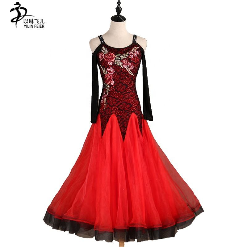 Elegant Dance Costumes Adults Modern Jazz Dress Dance Costumes For Sale