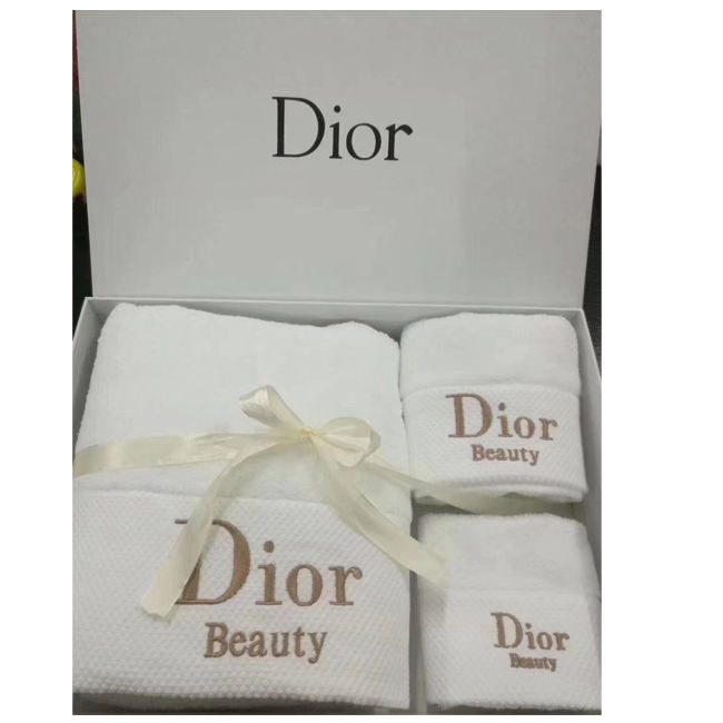 Quick-Dry Feature High quality custom logo budget hotel towel cotton towel with gift box