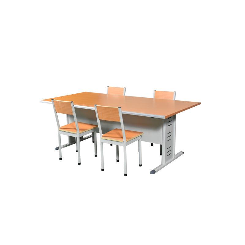 Semplice stile di lettura scrivania/lampada da lettura scrivania/biblioteca di lettura scrivania