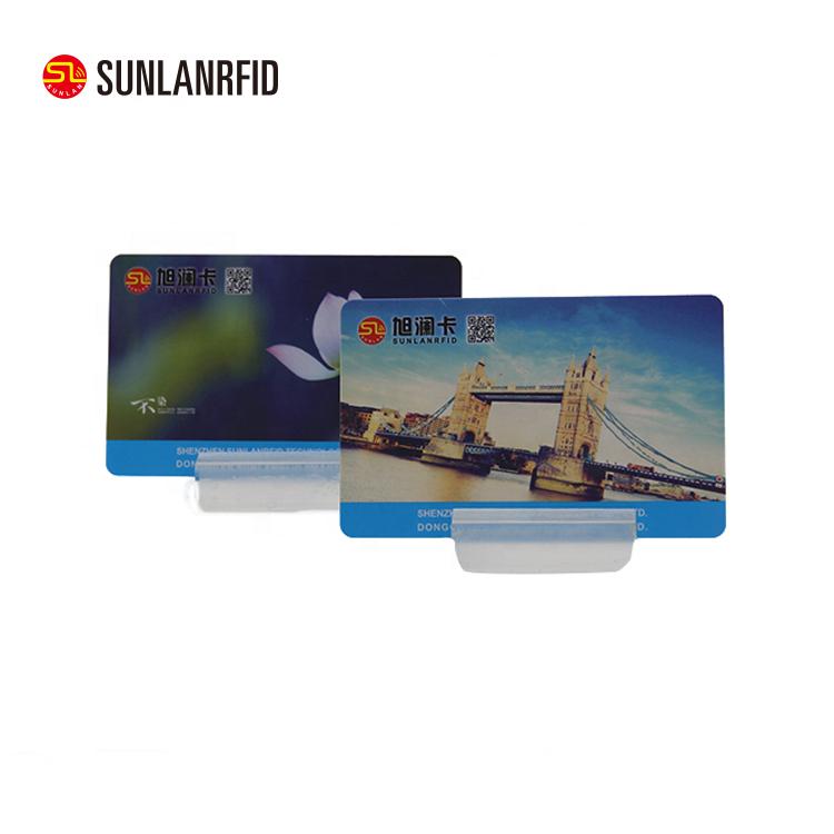 Muestra gratis Rfid Nfc HF 13,56 MHz sin MIFARE Plus 2 K de Control de acceso de la tarjeta inteligente de la compañía de China