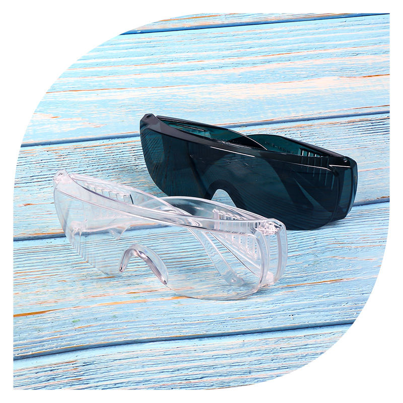 Safety Eye Protection Glasses For Lab Dust Paint Dental Industrial